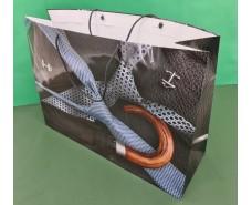 Бумажный пакет горизонтальный гигант 46*33*15 (артGG-047) (12 шт)