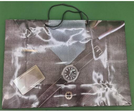 Бумажный пакет горизонтальный гигант 46*33*15 (артGG-046) (12 шт)