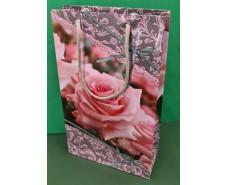 Бумажный пакет подарочный Средний 17/26/8 (артSV-151) (12 шт)
