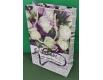 Бумажный пакет подарочный Средний 17/26/8 (артSV-181) (12 шт)