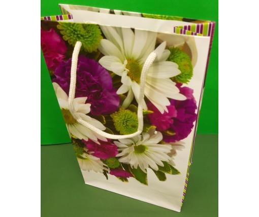 Бумажный пакет подарочный Средний 17/26/8 (артSV-114) (12 шт)