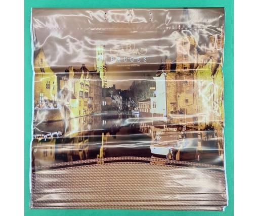 "П/э пакет- *пластик б ""Брюгге"" (10 шт)"