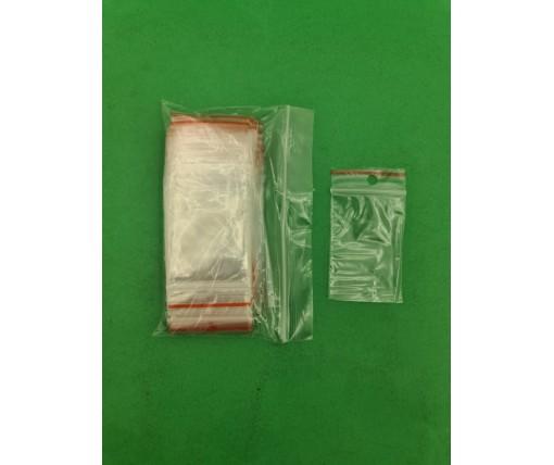 .Пакет с замком zipp  4x6 польские(100шт) (1 пач)