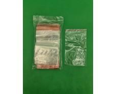 .Пакет с замком zipp 10x15 польские(100шт) (1 пач)