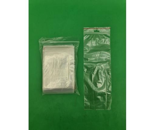 .Пакет с замком zipp 11,5x32,5  польские(100шт) (1 пач)