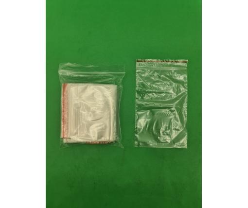 .Пакет с замком zipp 12x18  польские(100шт) (1 пач)