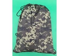 Рюкзак камуфляж зеленый (оксфорд) (1 шт)