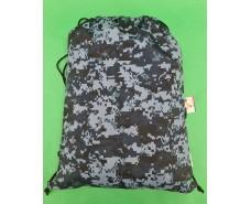 Рюкзак камуфляж синий (оксфорд) (1 шт)