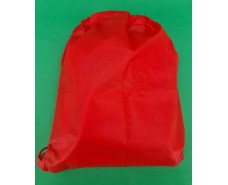 Рюкзак красный спанбонд (1 шт)