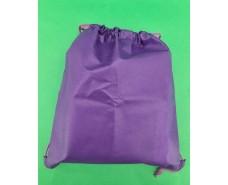 Рюкзак фиолетовый спанбонд (1 шт)
