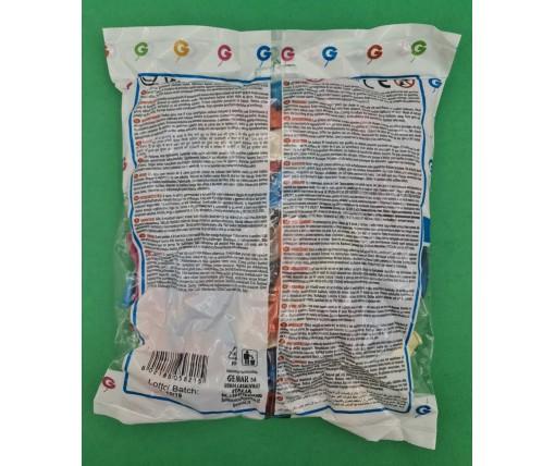 """Воздушные латексные шары металлик ассорти 5"""" (13 см) 100 шт (1 пач)"""