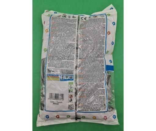 """Воздушные шары металлик  стальной 10"""" (25 см) Gemar 100 шт (1 пач)"""