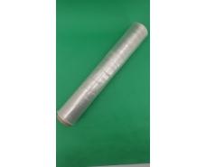 Стрейч-пленка паллетная для ручной упаковки ПЕ 17мк/50см серая (1,40кг)  (1 рул)