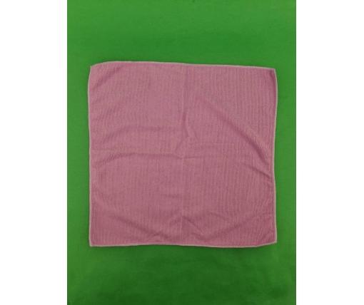 Cалфетка из Микрофибра 40*40 Фиолетовая FT0265  (1 шт)