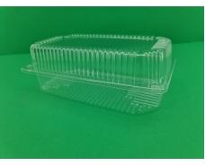 Контейнер пластиковый с откидной крышкой SL36  V1700 млл (50 шт)