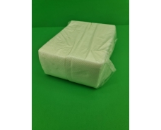 Салфетка белая  300лист Премиум белая  (1 пач)
