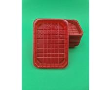 Упаковка для суши ПС-63 Красная +ПС63К  (50 шт)