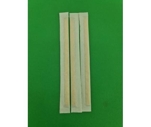 Мешалка деревянная индивидуальная 14см* 500шт (1 пач)