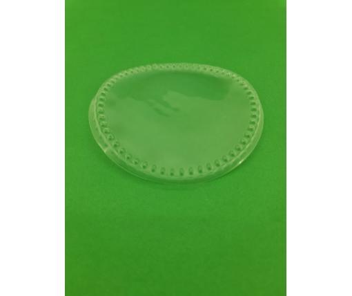 Крышка пластиковая ЕМ - 110 для упаковке ЕМ-110043/ЕМ-110058/ЕМ-110083 (50 шт)