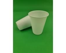 Стакан одноразовый 200гр  белый Сумы (100 шт)