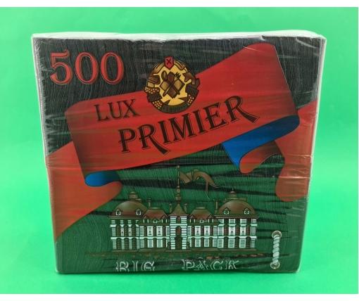 Бумажная салфетка 500лист Премьер Черная (1 пач)