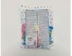 """Воздушные шары Панч-Болл ассорти пастель шелкография 18"""" (45 см) 100 шт Gemar (1 пач)"""
