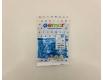 """Воздушные шарики пастель голубые 3"""" (8 см) латексные бомбочки 100 шт Gemar (1 пач)"""