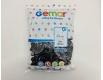 """Воздушные шарики пастель черные 12"""" (30 см) 100 шт Gemar (1 пач)"""
