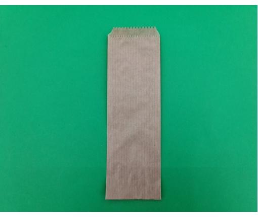Пакет бумажный 7/0*22,5 коричневый (2000 шт)