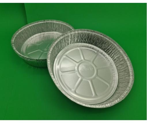 ᐉ Контейнер алюминиевый круглый 1440мл Т62 100шт (1 пач)
