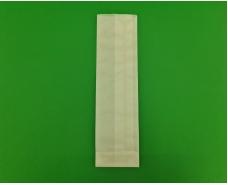 Пакет бумажный 7/0*28 белый жиронепроницаемый (2000 шт)