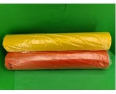 Простыни одноразовые в рулоне 80см *100метров из спанбонда (1 пач)