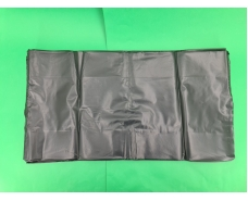 Полипропиленовый мешок 40(2*10)х75/0.08 4075ПХ1  (1 шт)