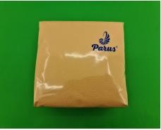 Салфетки бумажные 100лист Одесса Персик 33х33 (1 пач)