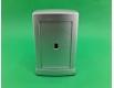 Диспенсер для салфетки 160 шт 3-х сложеная серебристый  L Одесса (1 пачка)