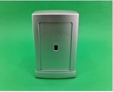 Диспенсер для салфетки 160 шт 3-х сложеная серебристый  L Одесса (1 пач)