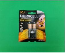 Батарейка Duracell (АА R6) алкалин (Б-2) (2 шт)