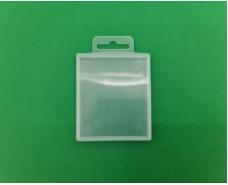 Коробка п / э с европодвесом 1 секция 63х75х12мм (50 шт)