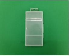 Коробка п / э с европодвесом 3 секция 134х67х19мм (50 шт)