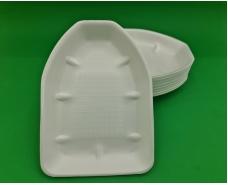 Подложка из вспененного полистирола  (под тушку курицы) Т-5-25 (200 шт)