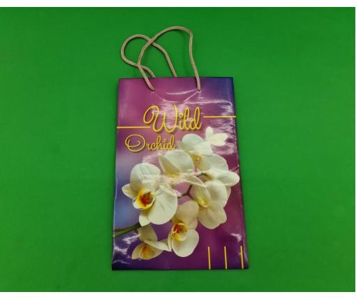 Бумажный пакет подарочный Средний 17/26/8 (артSV-172) (12 шт)