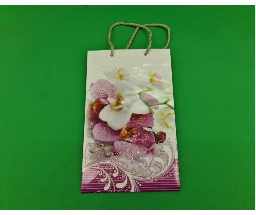 Бумажный пакет подарочный Средний 17/26/8 (артSV-150) (12 шт)