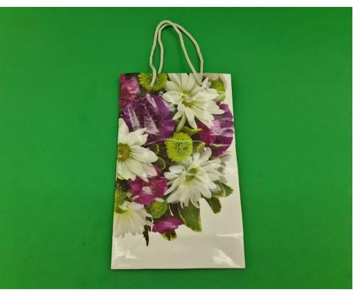 Бумажный пакет подарочный Средний 17/26/8 (артSV-174) (12 шт)