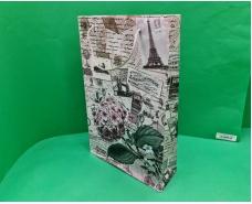 Пакет бумажный Большой вертикальный 25/37/8(артBV-091) (12 шт)