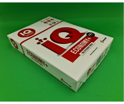 Бумага для принтера А4  500листов IQ (1 пачка)