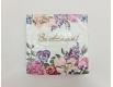 Красивая салфетка (ЗЗхЗЗ, 20шт)  La Fleur  Цветочное приветствие (1312) (1 пач)