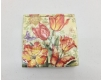 Дизайнерская салфетка (ЗЗхЗЗ, 20шт) Luxy  Обольстительный аромат тюльпанов (2055) (1 пачка)