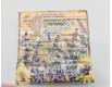 Дизайнерская салфетка (ЗЗхЗЗ, 20шт) Luxy  Ловандовий сад (2056) (1 пачка)