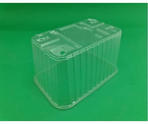 Емкость полипропиленовая под клубнику на 1кг F1005F (50 шт)