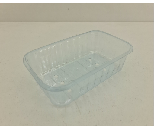 Емкость полипропиленовая под малину на 0,5кг ПГУ (50 шт)